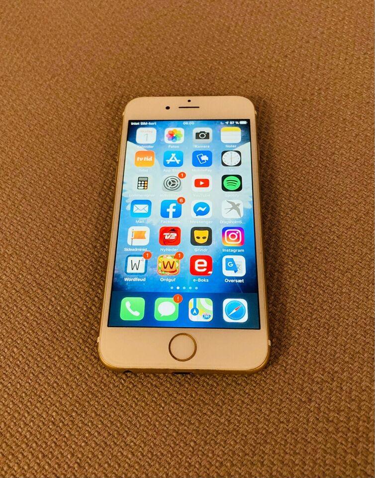 iPhone 6S, 64 GB, hvid