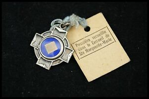 St mary margaret alacoque soil from tomb relic pendant sacred image is loading st mary margaret alacoque soil from tomb relic aloadofball Images
