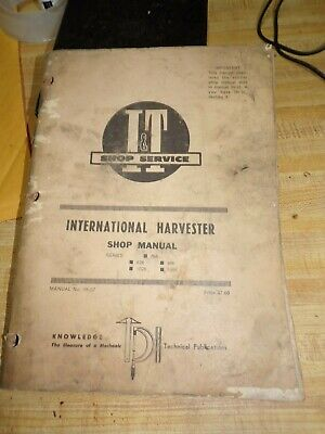 Car & Truck Parts Other Parts Interntaional Harvester a Collection ...