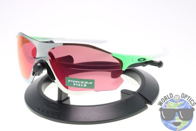 Oakley EVZERO Path Sunglasses OO9308-09 Green Fade w/ PRIZM Field Lens