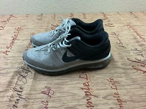 Details about Nike Air Max 2017 Men's Size 13 Running Shoes Black Grey  849560-407