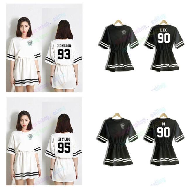 KPOP VIXX Women Dress Ken Leo N Ravi Skirt Hong Bin Hyuk