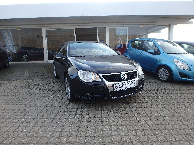VW Eos 2,0 TFSi 2d - 154.900 kr.