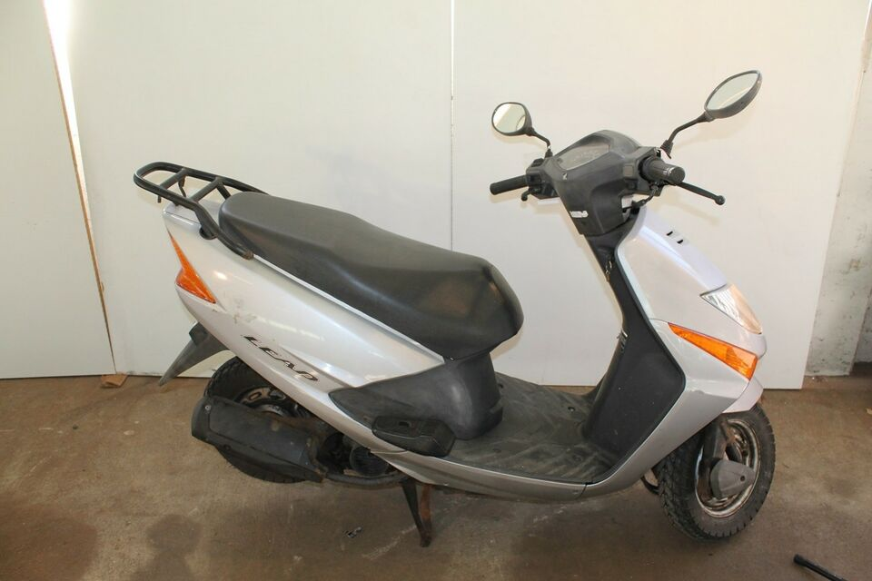 Honda, SCV100, ccm 100