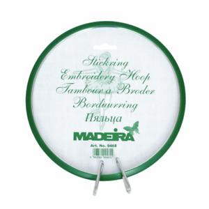 """Madère Printemps Broderie Plastique Hoop main 5/"""" ou 7/"""""""