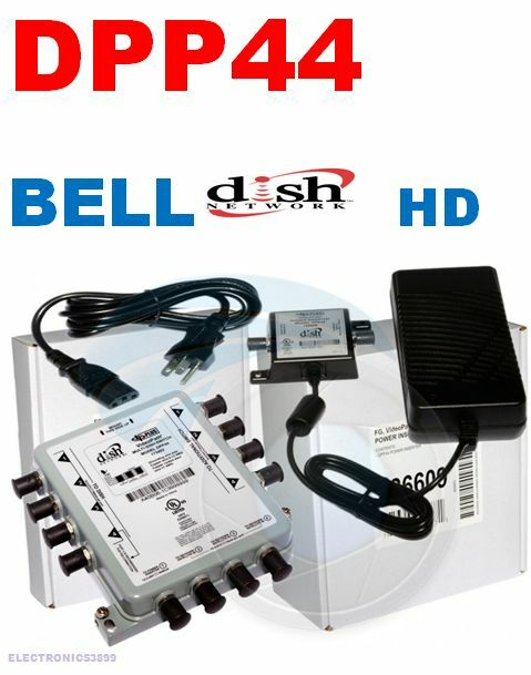 DPP44 BELL EXPRESS VU Dish Network MULTI SWITCH DPP SATELLITE DPP 44  SLIM LINE