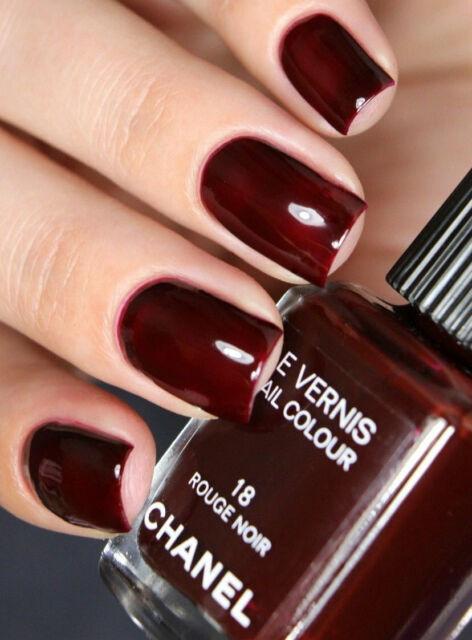 100 Authentic RARE CHANEL 527 Nouvelle Vague Nail Colour Polish Only ...