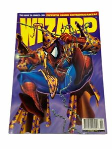 WIZARD Comics Guide 50th Issue Extravaganza October 1995
