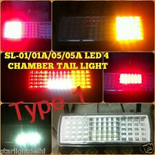 76 LED Combination tail light  for Modified Car's & Suv's
