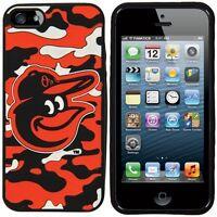 In Retail Box Baltimore Orioles Camo Mlb Apple Iphone 5 5s Case