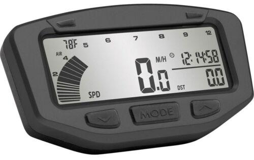 Trail Tech YZ450F WR450F 2005-19 Vapor Stealth Black Tach Tachometer Speedometer