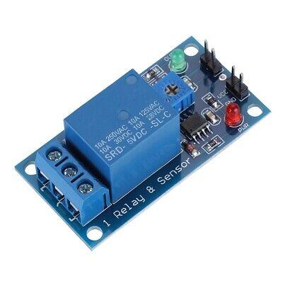 Normally Open SW-18015P Shock Sensor Module Vibration Sensor Alarm Module 3.3~5V