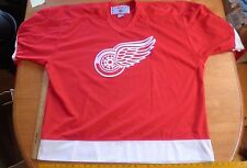 Detroit Redwings CCM Vintage hockey jersey XXL