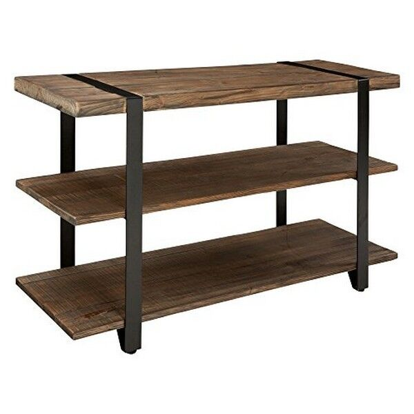 Incroyable Alaterre Modesto 48Inl Reclaimed Wood Media/Console Table, Rustic Natural  NEW