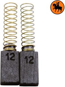 Balais De Charbon Pour Atlas Copco Taille-haies Hs50 - 5x8x14mm Nettoyage De La Cavité Buccale.