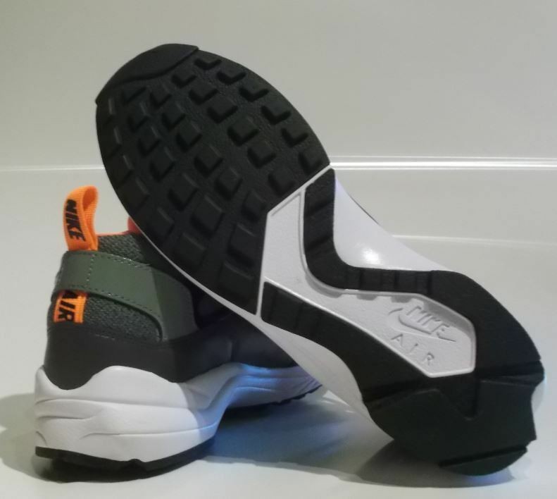 Nike Air Huarache Light 749955 FC Gr 42,5 Grau/blk/deep pewter/orange 749955 Light 001 4f8e06