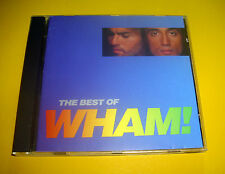 "CD "" WHAM ! - IF YOU WERE THERE "" BEST OF / 14 GREATEST HITS (LAST CHRISTMAS)"