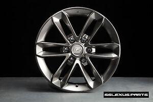 Lexus GX460 (2012-2019) F-Sport WHEELS SET w/ FSport Install Kit OEM PTR56-60120