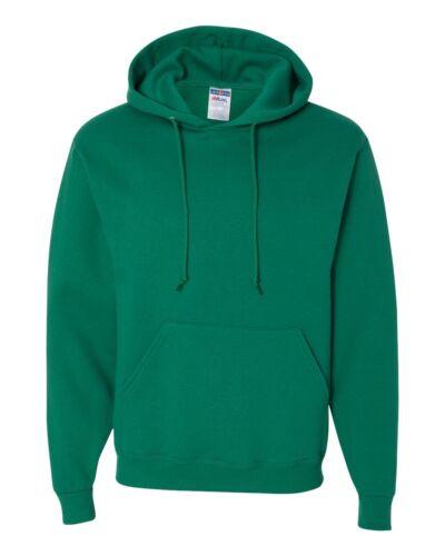 S-4XL sizes SALE JERZEES Mens Pullover Hoodies NuBlend Hooded Sweatshirt 996MR