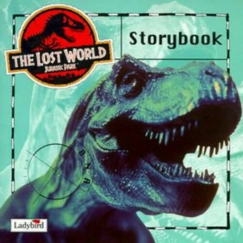 The Lost World Jurassic Park Storybook by Michael Crichton 072142676X The Cheap