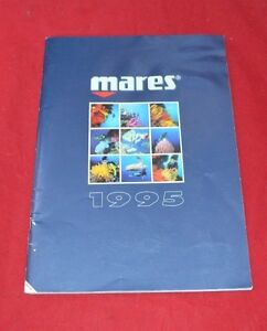 Vintage Mares Catalogue 1995