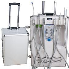 New Listingdental Delivery Turbine Unit Air Compressor Scaler Curing Light Treatment Bag Ce