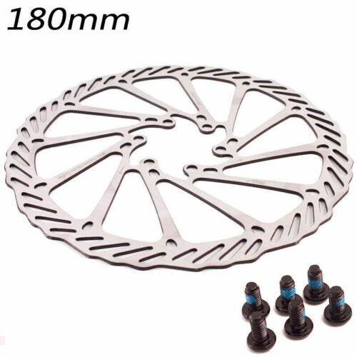 MTB Bike 160//180//203mm Rotor Bike Disc Brake Rotor T25 12PCS Screws Torx Wrench