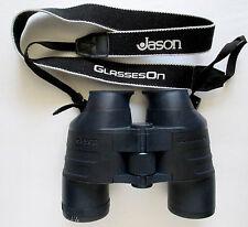 Binoculars  Jason GlassesOn Model # 105 8X40 wide angle w/ zoom and case
