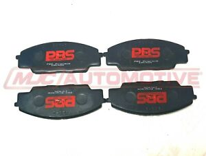 PBS PRORACE FRONT BRAKE PADS PARA Renault CLIO 172//182
