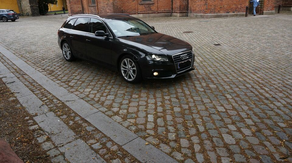 Audi A4, 2,0 TDi 136 Avant, Diesel