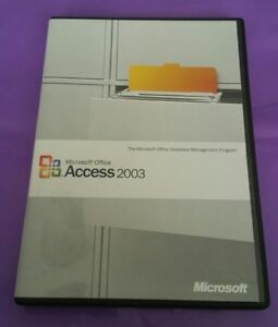 MICROSOFT-ACCESS-2003-UPGRADE-CD-VERSION-FOR-WINDOWS-RETAIL-WITH-PRODUCT-KEY