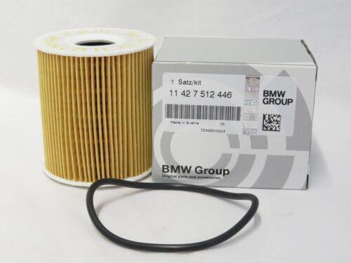 5 OEM Mini Cooper Oil Filter Elements R50 R53 R52 Cabrio 11427512446 Lot of