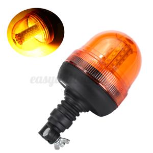 LAMPEGGIANTE-LED-ROTANTE-A-INNESTO-12V-24V-EMERGENZA-PER-TRATTORE-CAMION