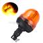 LAMPEGGIANTE-LED-ROTANTE-A-INNESTO-12V-24V-EMERGENZA-PER-TRATTORE-CAMION miniatura 1