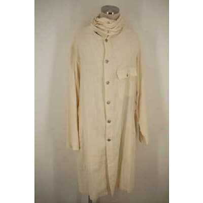 Yohji Yamamoto POUR HOMME MEN's Coat White
