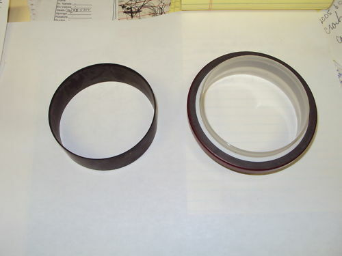 "3925626 8.3 C SERIES /""fits/"" CUMMINS ISC FRONT SEAL /& WEAR RING"