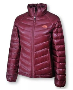 THE NORTH FACE RHEA 550-FILL DOWN SKI BLUE JACKET NWT WOMENS LARGE $220