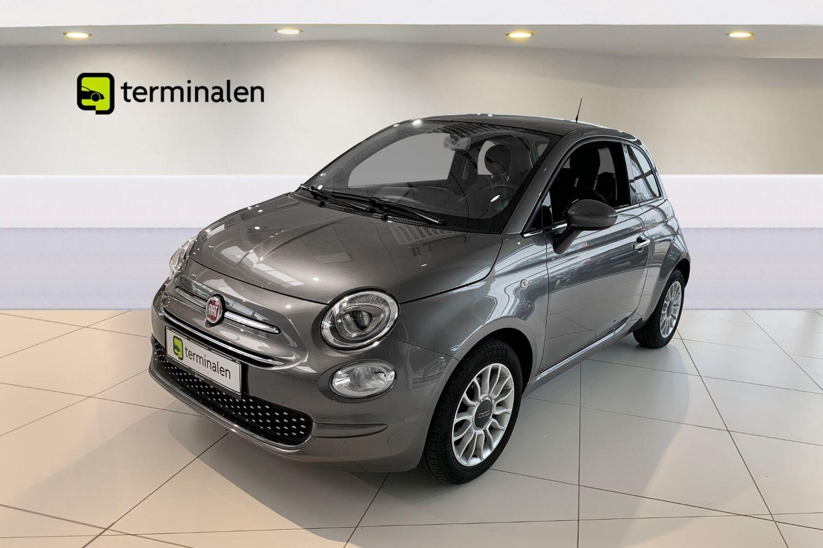 Fiat 500 1,2 Dream 3d - 126.900 kr.