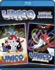 UNICO Double Feature 0875707009393 With Katsue Miwa Blu-ray Region a