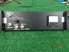 Motorola Rack Mount Wattmeter With Meter 50watt 100 250 Fast Same Day Ship A 03