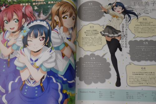 Sunshine! JAPAN Love Live Second Fan Book