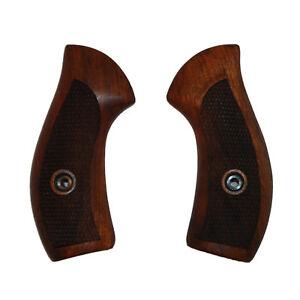 Smith Amp Wesson J Frame Revolver Models Walnut Wood Grips