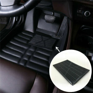 Universal-PVC-Car-Floor-Carpet-Pad-Heel-Foot-Mat-Pedal-Patch-Cover-25x15cm-bvg