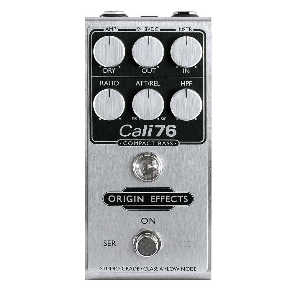 Origin Effects Cali76 Kompakt Bass Studio-Grade Fet Kompressor Cali76-CB