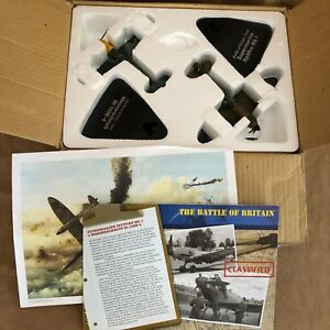 The-Battle-of-Britain-1-72-034-Diecast-planes-messerschmidtt-submarine-airplane-set