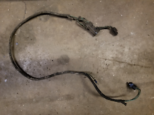 Details about Bobcat 863 873 Deutz Hydraulic Filter harness 6717247