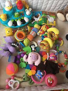 Baby toys bundle suitable from newborn to toddler - <span itemprop='availableAtOrFrom'>Milton Keynes, United Kingdom</span> - Baby toys bundle suitable from newborn to toddler - Milton Keynes, United Kingdom