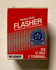 323 WAGNER12 VOLT 2PRONG SIGNAL FLASHER,DOT,OEM ON MANY APPLICATION,MADE IN USA*
