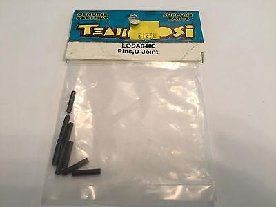 Vintage Team Losi Pins U-Joint LOSA 6400 XXX-T XX4 JRX2 NEW
