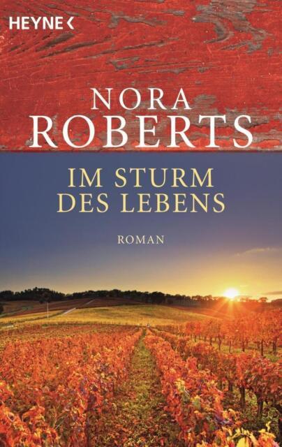 Im Sturm des Lebens von Nora Roberts, UNGELESEN
